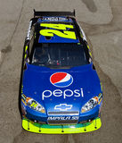 NASCAR:  October 09 Pepsi 500 Royalty Free Stock Image
