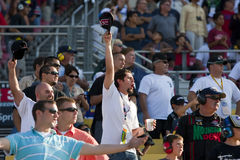 NASCAR:  October 10 Copart 300 Royalty Free Stock Image