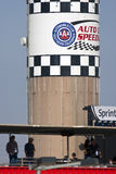 NASCAR:  October 11 Pepsi 500 Royalty Free Stock Photo