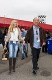 NASCAR:  October 11 Pepsi 500 Royalty Free Stock Image