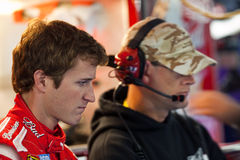 NASCAR:  October 15 NASCAR Banking 500 Stock Photo