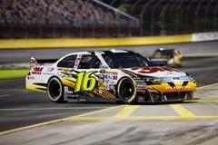 NASCAR:  October 15 NASCAR Banking 500 Stock Photo