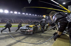 NASCAR:  October 17 NASCAR Banking 500 Royalty Free Stock Images