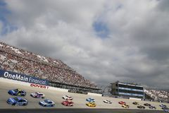 NASCAR: October 07 Gander Outdoors 400 royalty free stock photography