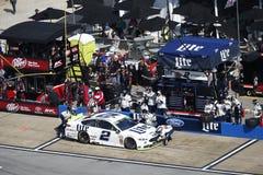 NASCAR: Am 15. Oktober Alabama 500 Stockbild