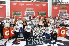 NASCAR: Am 15. Oktober Alabama 500 Stockfotos