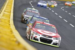 NASCAR: Oktober 08 Bank of America 500 Royaltyfri Foto