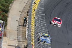 NASCAR: Oktober 09 Bank of America 500 Royaltyfria Bilder