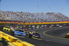 NASCAR: Oktober 09 Bank of America 500 Arkivbilder