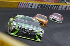 NASCAR: Am 8. Oktober Bank of Amerika 500 Lizenzfreies Stockbild