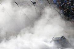 NASCAR: Am 9. Oktober Bank of Amerika 500 Stockbild