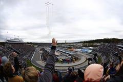 NASCAR: 29 oktober Eerste Gegevens 500 Stock Afbeeldingen