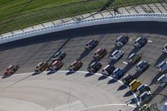 NASCAR: Oktober 22 Hollywood kasino 400 arkivfoton