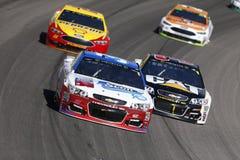 NASCAR: Oktober 22 Hollywood kasino 400 Arkivbild