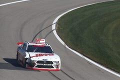 NASCAR: Oktober 20 Kansas lotteri 300 royaltyfria foton