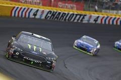 NASCAR: Października 08 bank amerykański 500 Fotografia Royalty Free