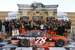 NASCAR: Października 22 Hollywood kasyno 400 obrazy stock