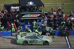 NASCAR: Październik 15 Alabama 500 Zdjęcie Stock
