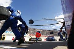 NASCAR: Października 01 Apache wojownik 400 Obrazy Stock