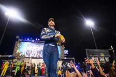 NASCAR: Piezas de automóvil federadas el 12 de septiembre 400 Fotos de archivo libres de regalías