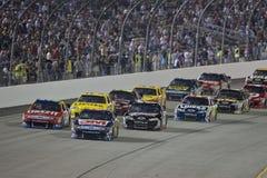 NASCAR: Pistacchi meravigliosi 400 del 10 settembre Fotografia Stock