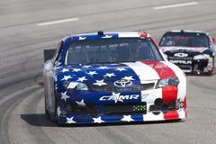 NASCAR: Pistachios maravilhosos 400 setembro de 09 Imagem de Stock
