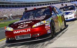 NASCAR - Pouvoir de Hendrick Photo libre de droits