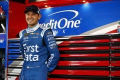 NASCAR : Premières données 500 du 28 octobre Photo stock