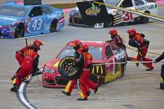 NASCAR : Premières données 500 du 29 octobre Photo libre de droits