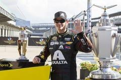 NASCAR: PRESENTE REALI della CORONA del 27 luglio, JOHN WAYNE WALDING 400 Fotografie Stock Libere da Diritti