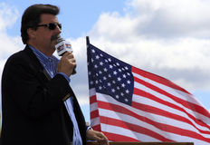NASCAR President Mike Helton Stock Images