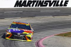 NASCAR: Primeiros dados 500 do 28 de outubro Fotografia de Stock