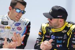NASCAR : Propriétaires 400 de Toyota du 30 avril Image stock