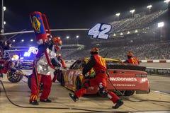NASCAR: Proprietários 400 de Toyota do 13 de abril fotos de stock