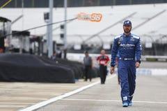 NASCAR: Proprietários 400 de Toyota do 12 de abril foto de stock royalty free
