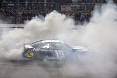 NASCAR: Proprietários 400 de Toyota do 13 de abril foto de stock royalty free