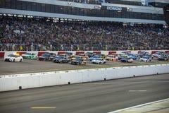 NASCAR: Proprietários 400 de Toyota do 13 de abril fotos de stock royalty free
