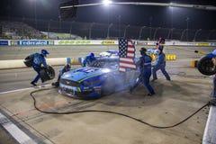 NASCAR: Proprietários 400 de Toyota do 13 de abril imagem de stock