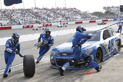 NASCAR: Proprietários 400 de Toyota do 30 de abril Imagens de Stock