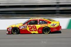 NASCAR: Protetor de ar 400 setembro de 10 imagem de stock