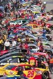 NASCAR: Raça da noite das ferramentas de agosto 20 Irwin imagens de stock royalty free