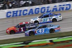 NASCAR: Racconti del 17 settembre delle tartarughe 400 Fotografie Stock