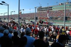 NASCAR race Stock Photo