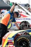 NASCAR racing car Stock Photos