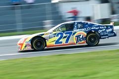 NASCAR racing car Royalty Free Stock Image