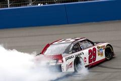 NASCAR: Randello automatico 400 del 27 marzo Fotografie Stock