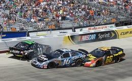 NASCAR: Rasen-Erbauer 300 20. März-Scotts Lizenzfreie Stockfotografie