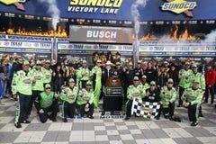 NASCAR: ` Reilly Auto Parts 500 do 8 de abril O Fotos de Stock Royalty Free