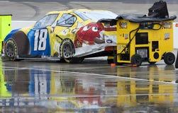 NASCAR: Relevo de dor rápido 500 do presente março de 28 Fotos de Stock Royalty Free