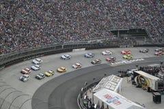 NASCAR Rennen stockfoto